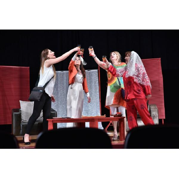 Kadınlar Filler ve Saireler (1. ve 2. Gösterim) - 1