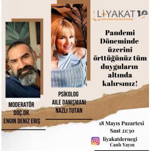 PANDEMİ DÖNEMİNDE PSİKOLOJİMİZ