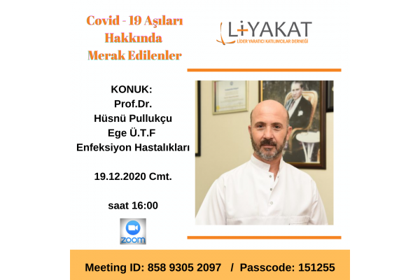 COVİD-19 AŞILARI İLE İLGİLİ..