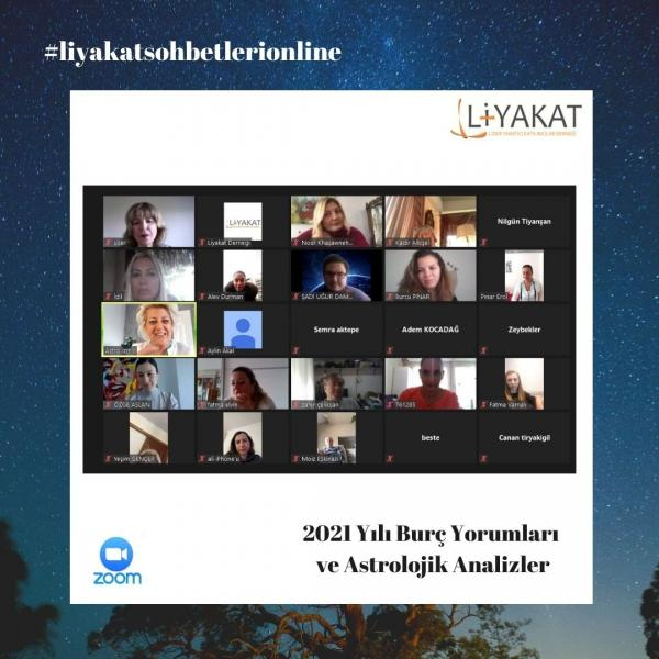 LİYAKAT SOHBETLERİ ONLINE - 1